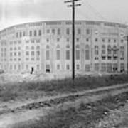 Yankee Stadium, 1923 Poster