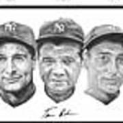 Yankees Poster
