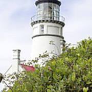 Haceta Head Lighthouse 7 Poster