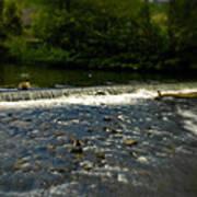 Ye Olde River Wye Poster