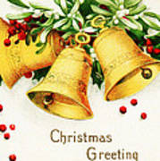Yellow Bells Poster