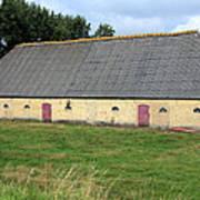 Yellow Brick Barn Poster