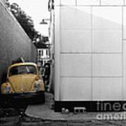 Yellow Bug Poster by   Joe Beasley