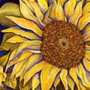 Yellow Sunflower Poster