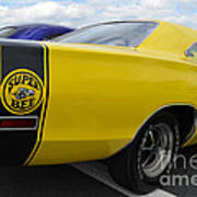 Yellow Superbee  Poster