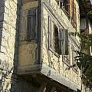 Yoruk Village Ottoman House Poster