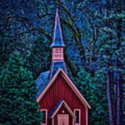 Chapel Poster