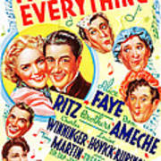 You Cant Have Everything, Us Poster Poster