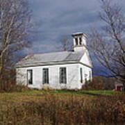 Youkers Bush Baptist Church Poster