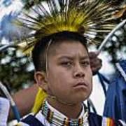 Young Hopi Poster