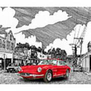 Your Ferrari In Tularosa N M  Poster