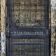 Yukon Inn Paradise Michigan Poster