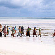 Zanzibar Women 28 Poster