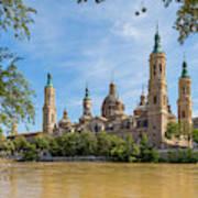 Zaragoza, Zaragoza Province, Aragon Poster