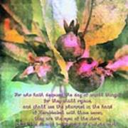 Zechariah 4 10 Poster