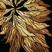 Zen Blossom Poster