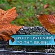 Zen Inner Peace Poster