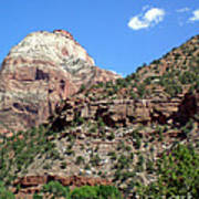 Zion National Park 2 Poster