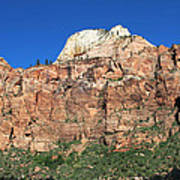Zion Wall Poster