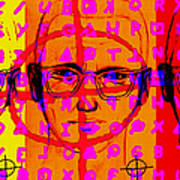 Zodiac Killer Three With Code And Sign 20130213 Poster