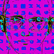 Zodiac Killer With Code And Sign 20130213m180 Poster