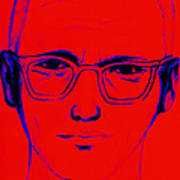 Zodiac Killer With Sign 20130213m128 Poster