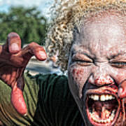 Zombie Run Nola 1 Poster