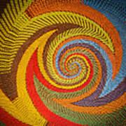 Zulu Basket Detail  Poster