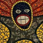 Zulu Man Poster