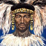 Zulu Warrior Poster