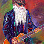 Zz Top 1 Poster
