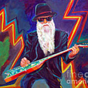 Zz Top 3 Poster