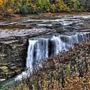 0016 Letchworth State Park Series  Poster