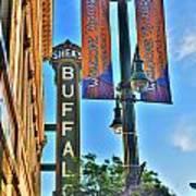 002 Sheas Buffalo Poster
