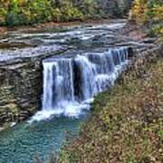 0021 Letchworth State Park Series Poster
