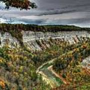 0022 Letchworth State Park Series   Poster