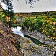 0023 Letchworth State Park Series Poster