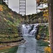 0024 Letchworth State Park Series Poster