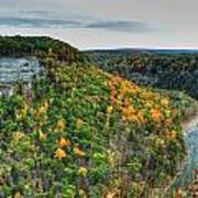 0025 Letchworth State Park Series   Poster