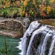 0033 Letchworth State Park Series  Poster