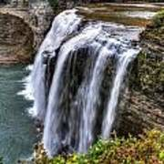 0039 Letchworth State Park Series Poster