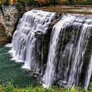 0046 Letchworth State Park Series  Poster
