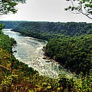 009 Niagara Gorge Trail Series  Poster