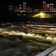 013 Niagara Falls Usa Rapids Series Poster