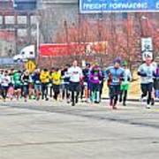 018 Shamrock Run Series Poster
