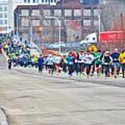 019 Shamrock Run Series Poster