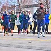 023 Shamrock Run Series Poster