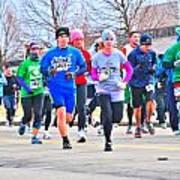 029 Shamrock Run Series Poster