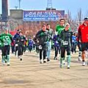 039 Shamrock Run Series Poster