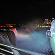 04 Niagara Falls Usa Series Poster